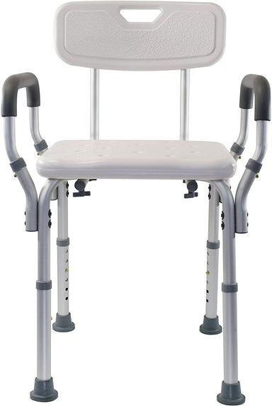 Classier: Buy Essential Medical Supply Essential Medical Supply Shower and Bath Bench with Arms and Back