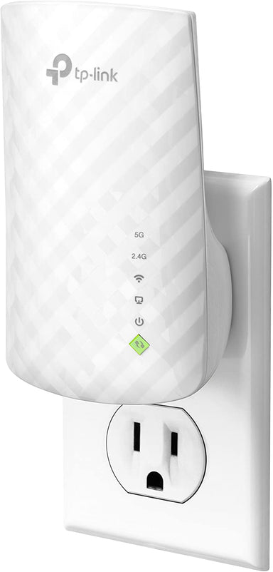 Classier: Buy TP-Link TP-Link AC750 WiFi Extender | Covers Up to 1200 Sq.ft and 20 Devices Up to 750Mbps| Dual Band WiFi Range Extender | WiFi Booster to Extend Range of WiFi Internet Connection (RE220)