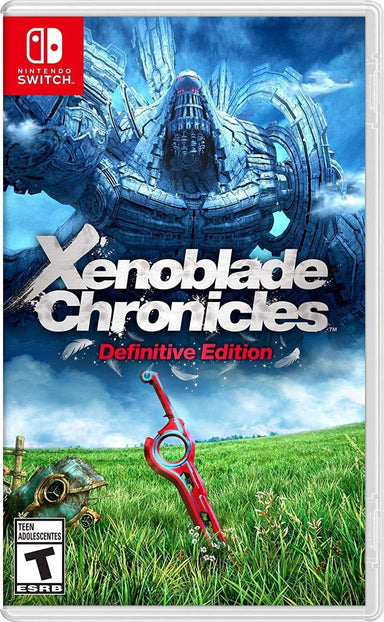 Classier: Buy Nintendo Xenoblade Chronicles: Definitive Edition - Nintendo Switch