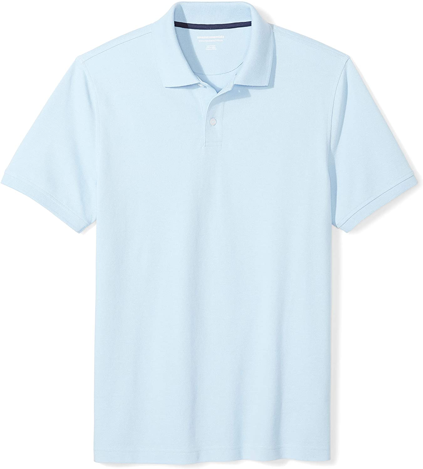 Classier: Buy Essentials Essentials Men's Slim-Fit Cotton Pique Polo Shirt