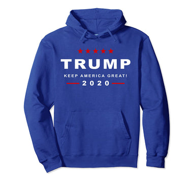 Classier: Buy Donald J. Trump Donald Trump President 2020, Keep America Great Pullover Hoodie