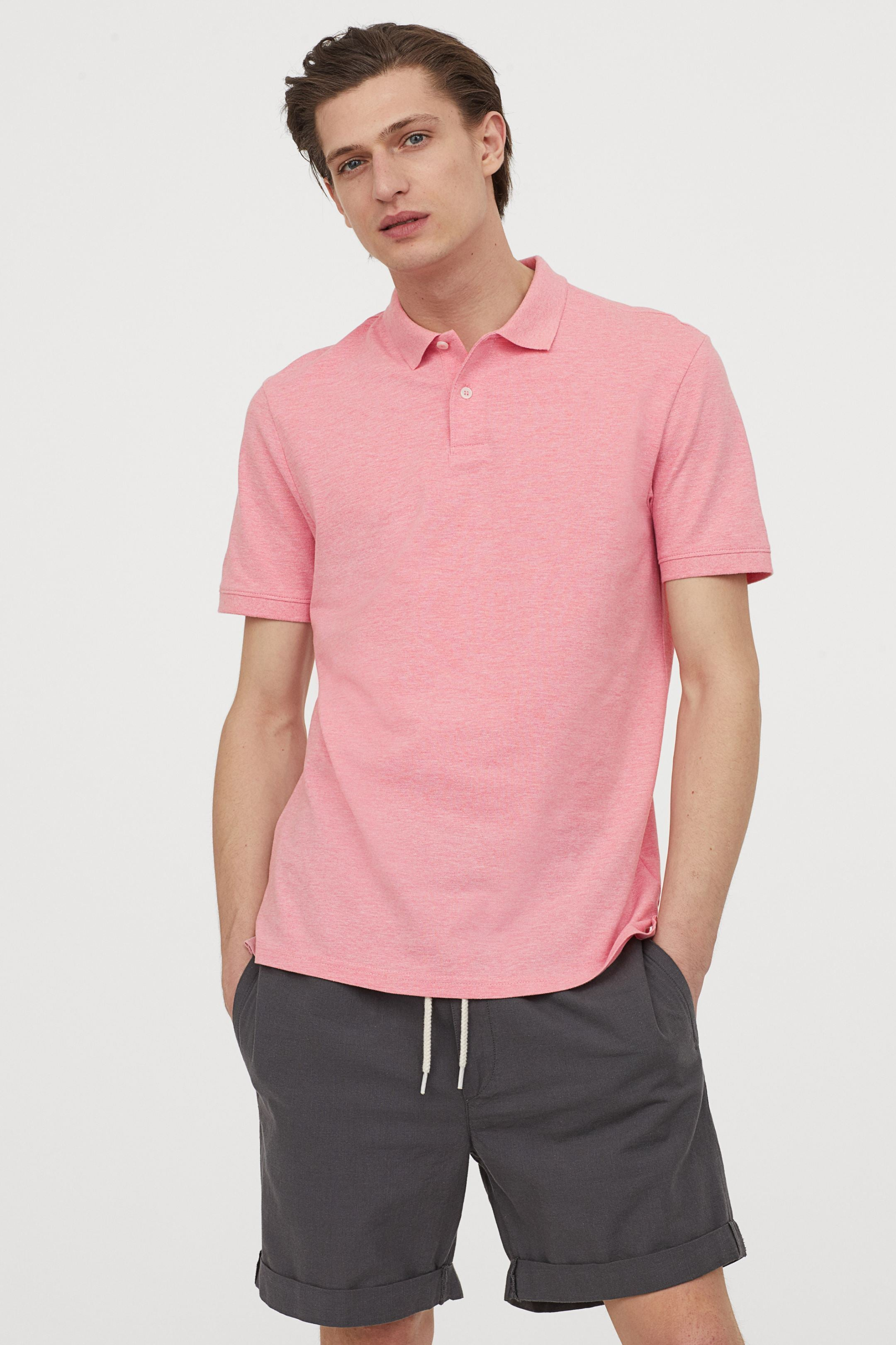 Classier: Buy H&M Cotton Polo Shirt