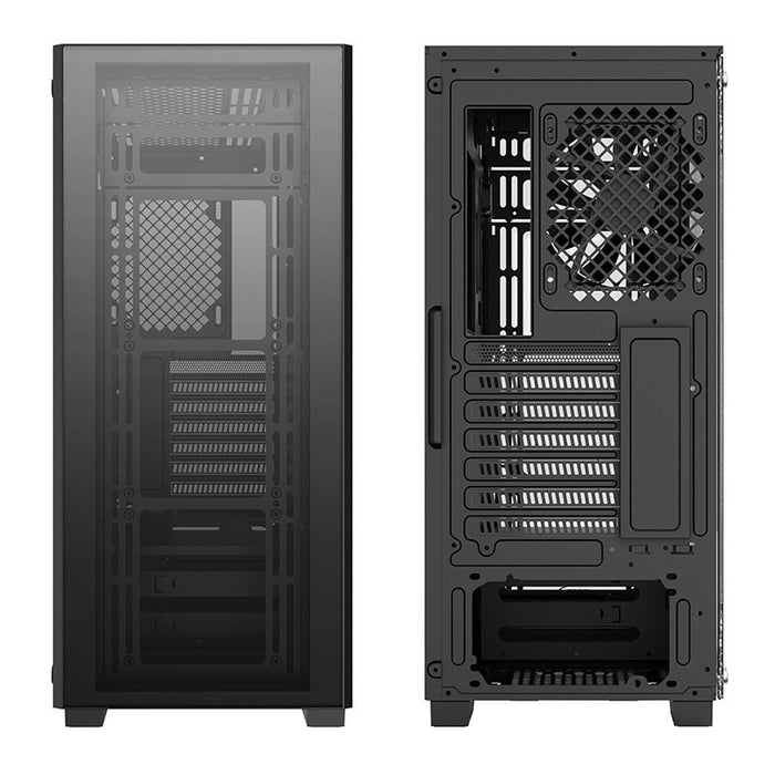 Deepcool Matrexx 50 RGB 3 Fan Tempered Glass Mid-Tower ATX Case