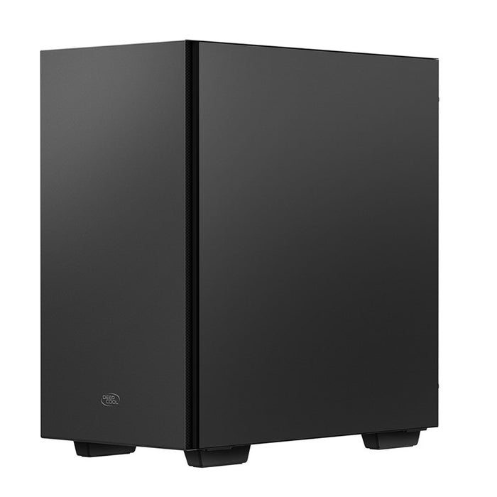 Deepcool MACUBE 110 Tempered Glass Mini Tower Micro-ATX Case - Black