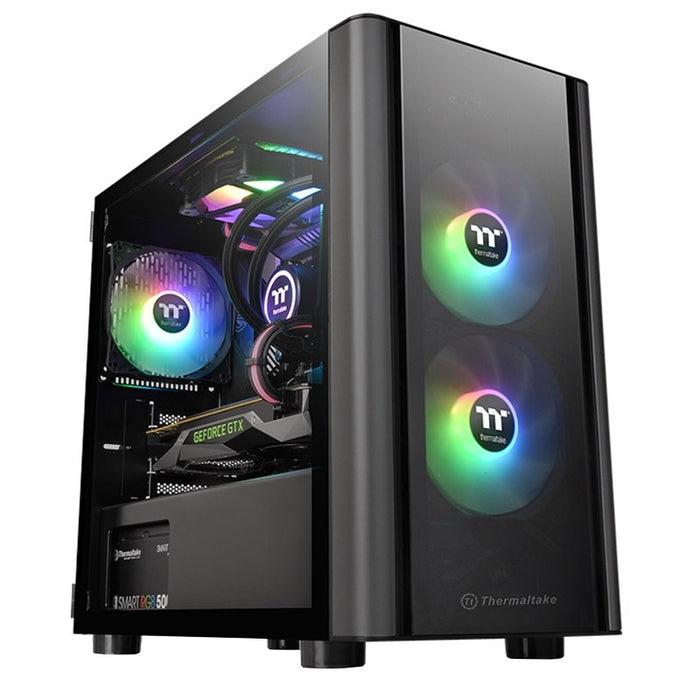 Thermaltake V150 Tempered Glass ARGB Micro Case