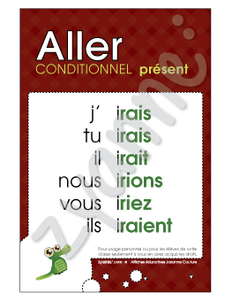 Aller - Conditionnel Présent - PDF