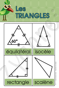 Triangles (Types)