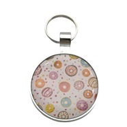 Pet Tag Donuts Circle Large