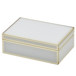 Jewellery Box Florence White Large