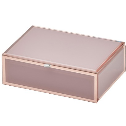 Jewellery Box Sara Dusty Rose Medium