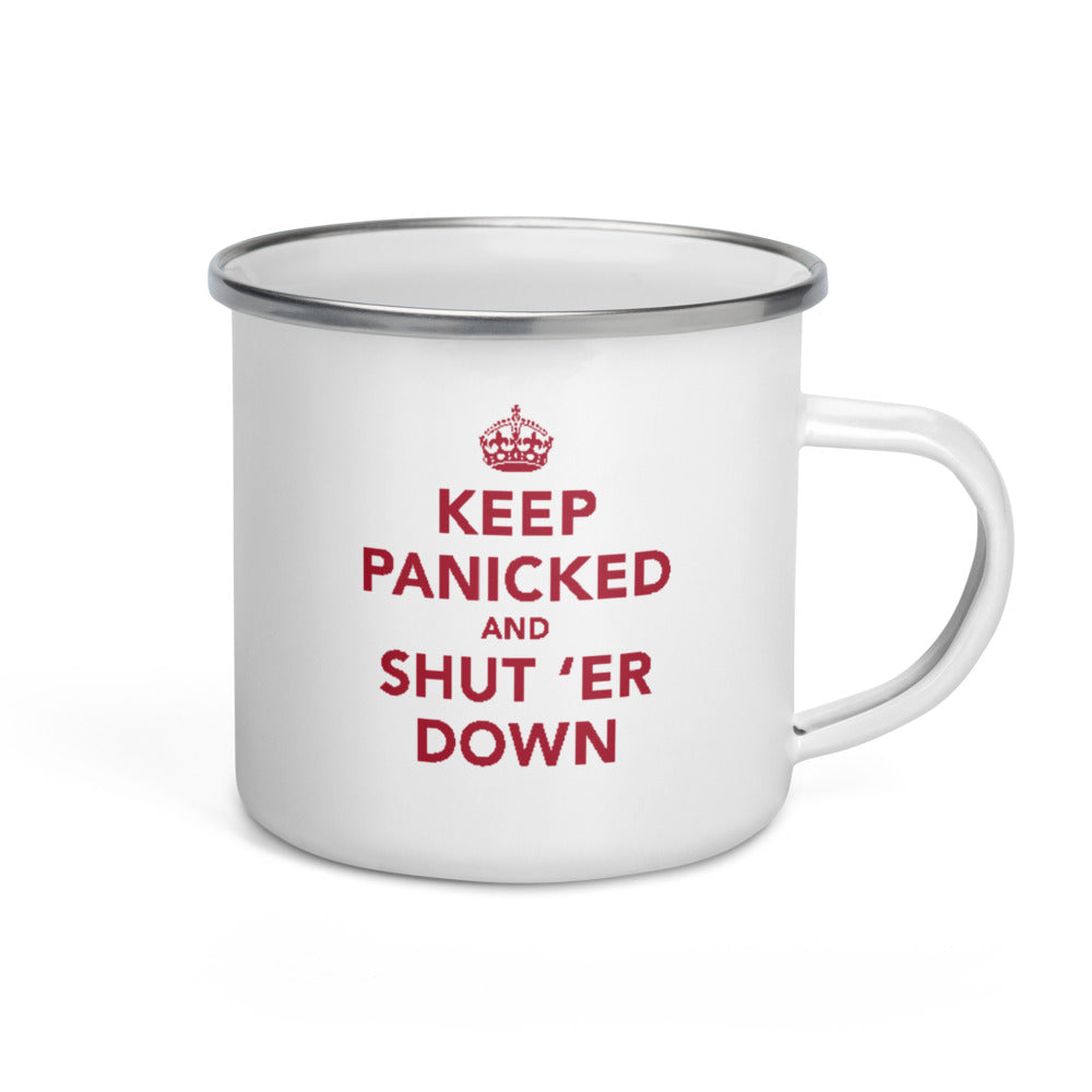 Keep Panicked Mug