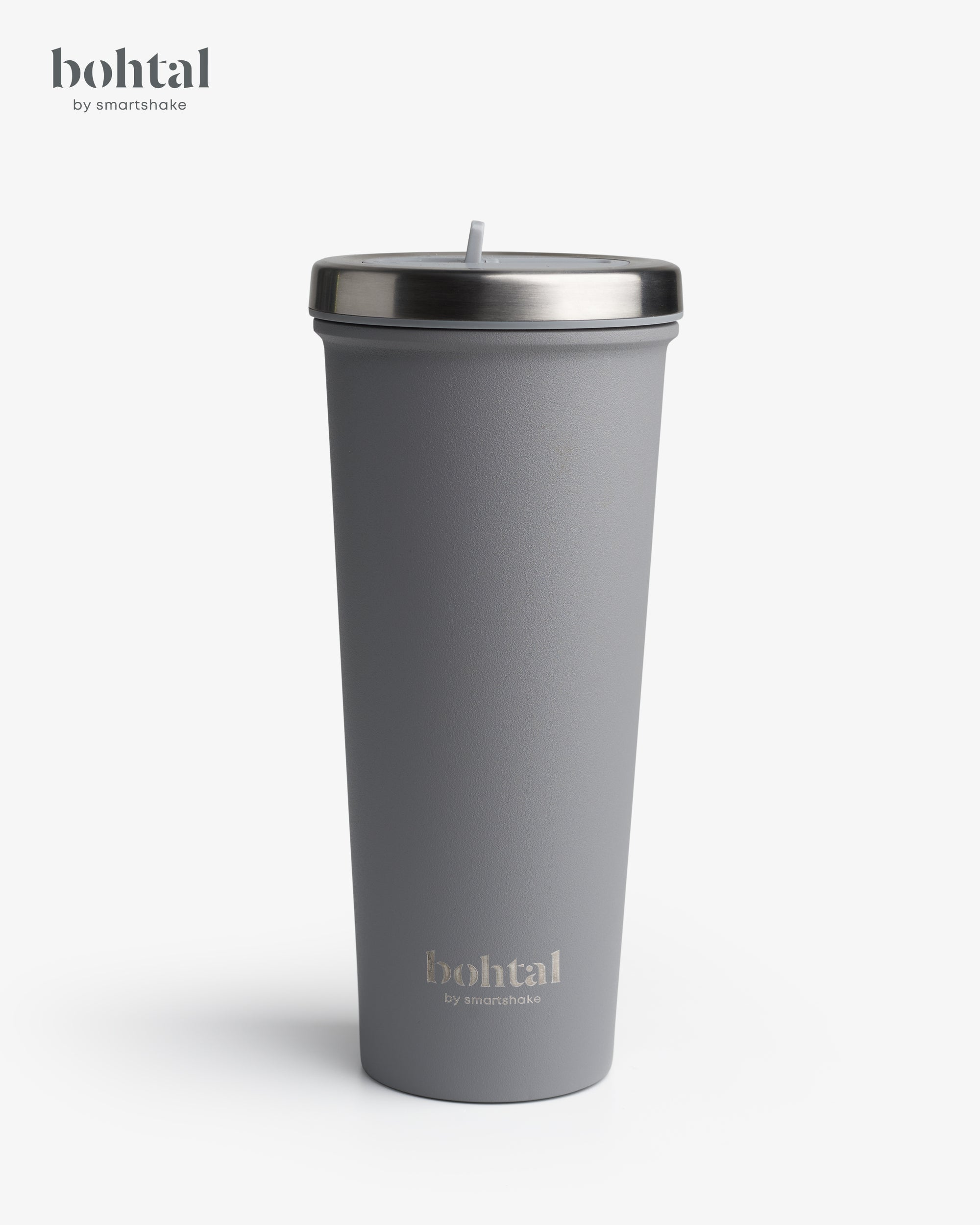 Bohtal Insulated Tumbler Gray