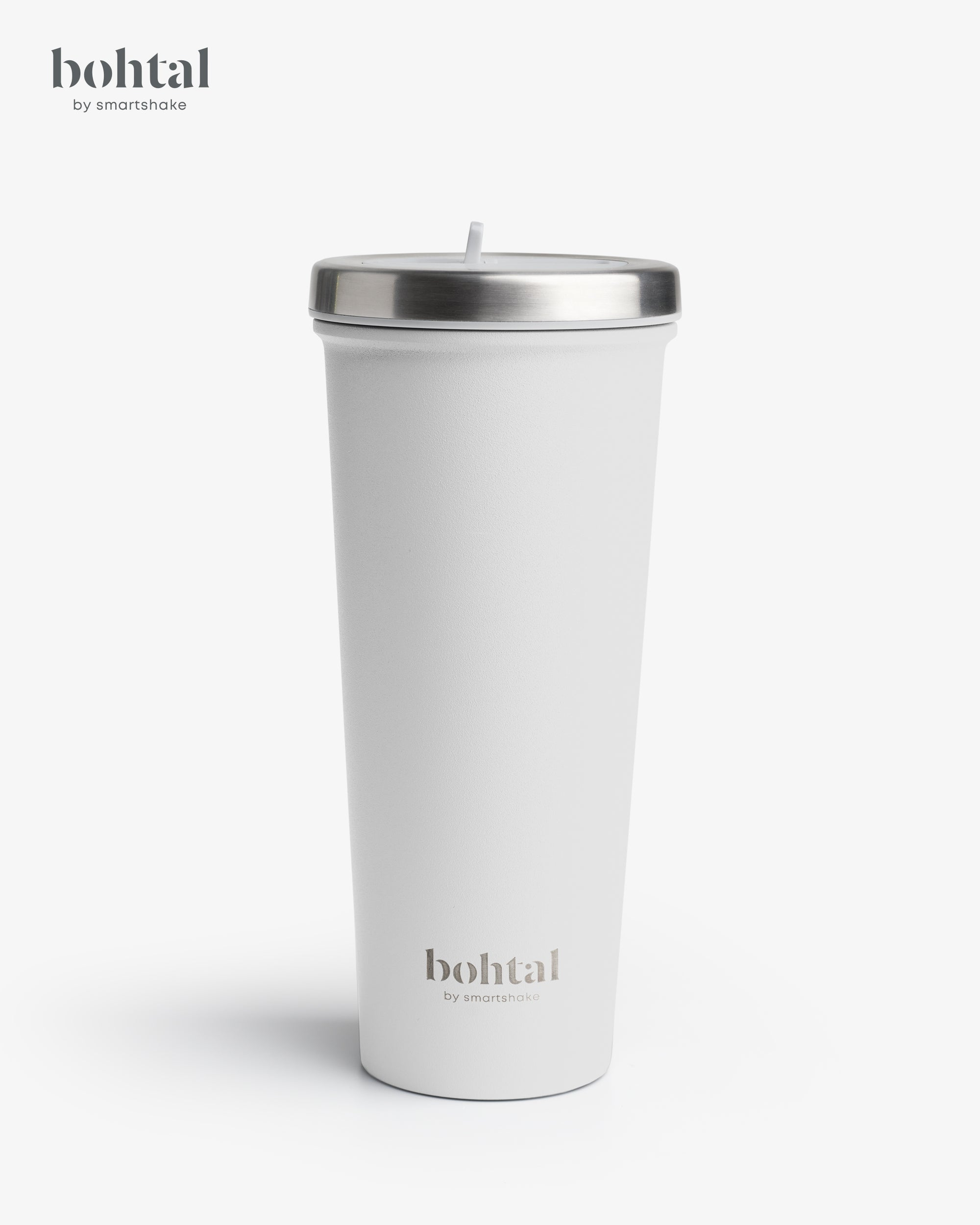 Bohtal Insulated Tumbler White