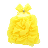 "Doll Clothes Fits American Girl & Other 18"" Inch Dolls Beautiful Yellow Dress"