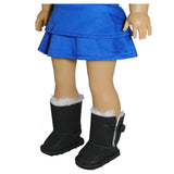 "Doll Clothes Fits American Girl 18"" Inch Outfit Snow Boots Shoes"