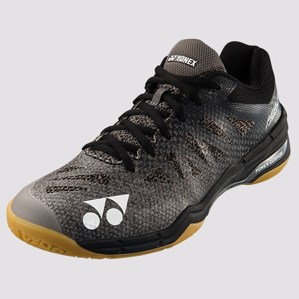 Yonex Power Cushion Aerus 3R (MENS) Badminton Shoe - Black