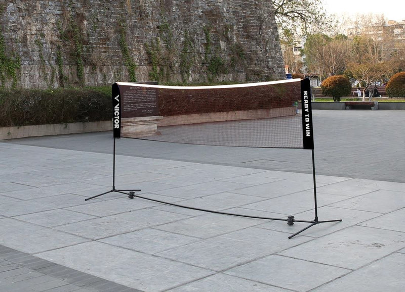 Victor C-7041 Badminton Portable Net Set