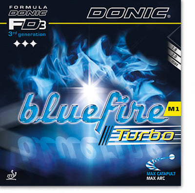 Donic Bluefire JP01 Table Tennis Rubber