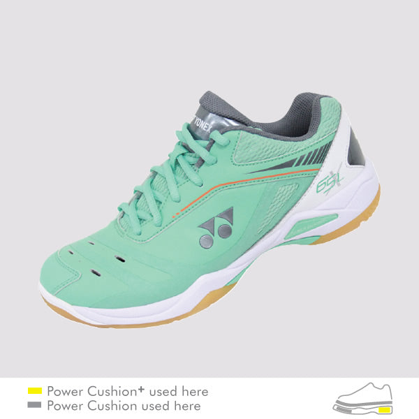 Yonex POWER CUSHION 65 X (WOMENS) Badminton Shoe