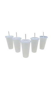 Clear Cups Set