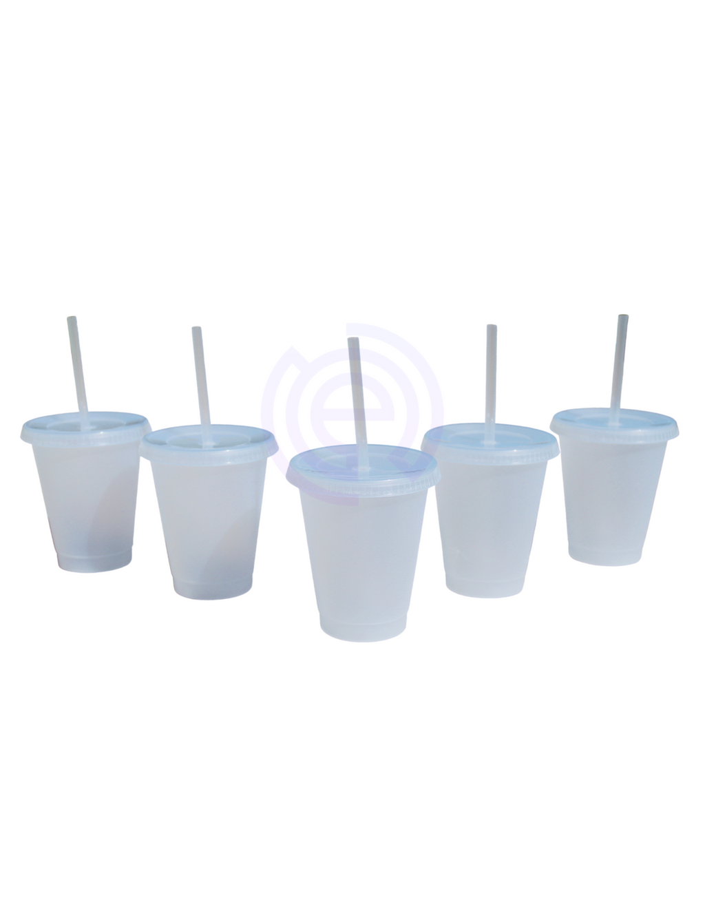 Mini Clear Cups Set