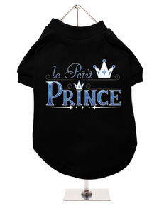 T-Shirt - Le Petit Price - Black
