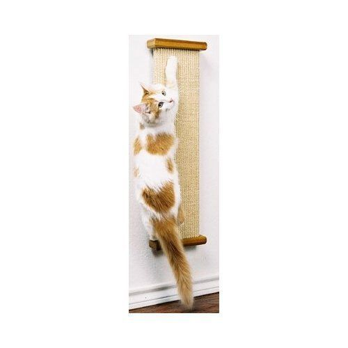 Bootsie's Combination Scratcher Tough Sisal Cat Scratch Post