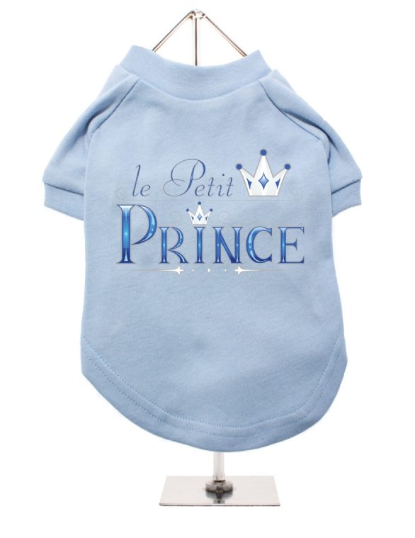 T-Shirt - Le Petit Price - Blue