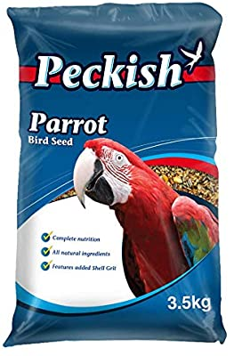 Peckish Large Parrot Seed