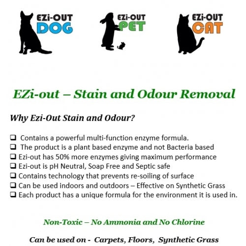 Ezi-OUT Urine Stain Odour Remover 500ml