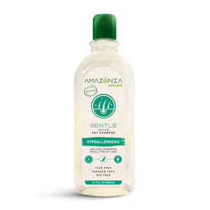 Amazonia Gentle Hypoallergenic Natural Vegan Shampoo For Dogs