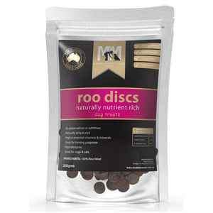 Meals For Mutts Roo Discs Dog Treats