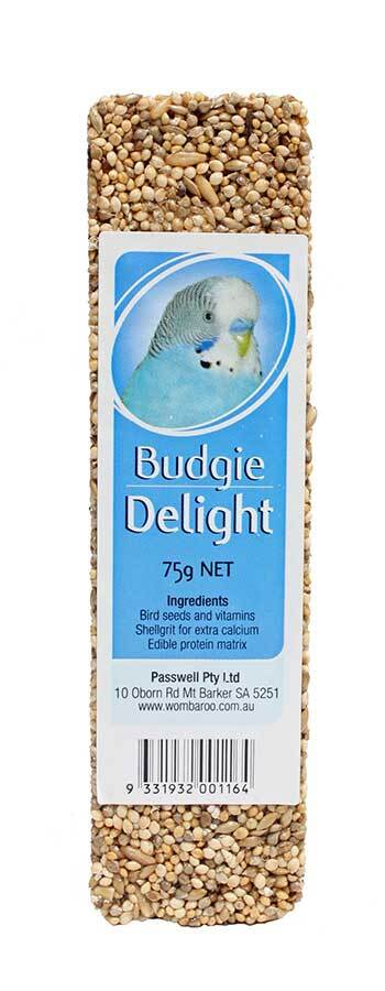 Budgie Delight