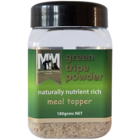 Meals For Mutts Green Tripe Triple Powder Cold Dried