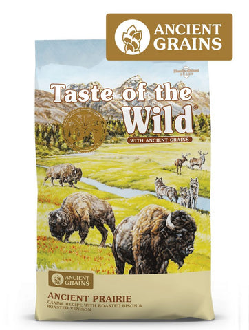 Taste of the Wild Ancient Prarie Canine Formula Dry Dog Food