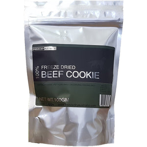 Australian Freeze Dried Beef Cookie