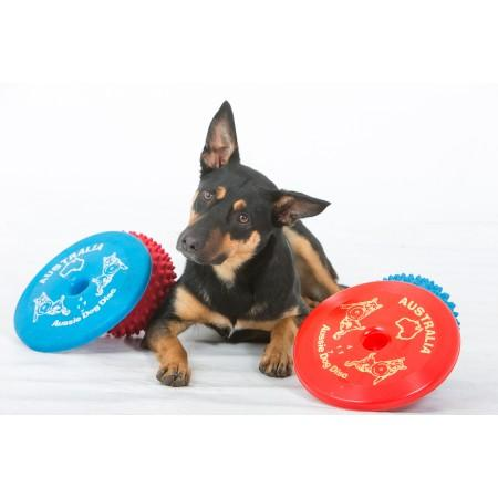 Aussie Dog Products Fly It Frisbee Dog Toy
