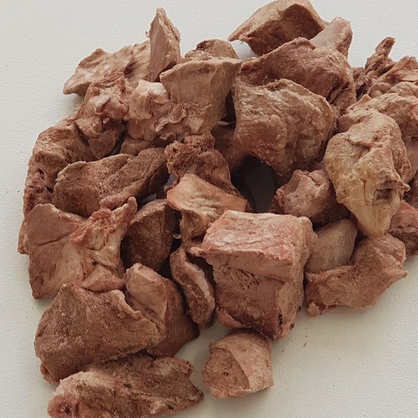Australian Freeze Dried Raw Lamb Hearts