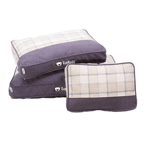 FurKidz Linen Double Colour Mattress