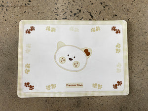 Petface Precious Paws Placemat for Dogs and Cats