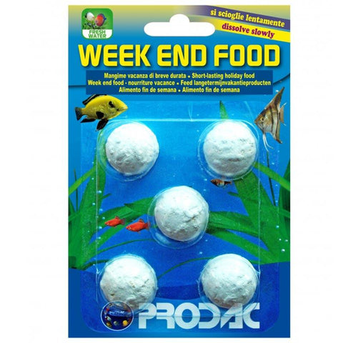Prodac Weekend Food