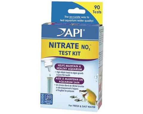 API Nitrate Test Kit for Fresh or Saltwater Aquariums