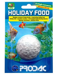 Prodac Holiday Food