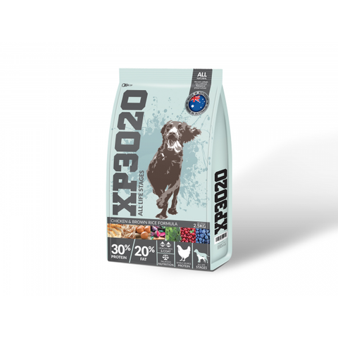 XP3020 Extra Premium Dog Food