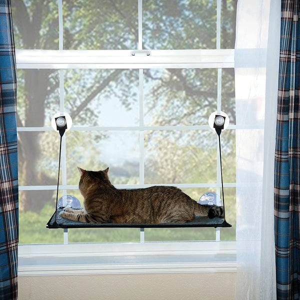 K&H Cat Window Bed Kitty Sill EZ Mount