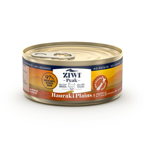 Ziwi Peak Canned Provenance Cat Wet Food - Hauraki Plains