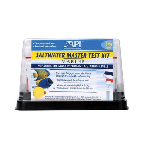 API Saltwater Master Multi Test Kit