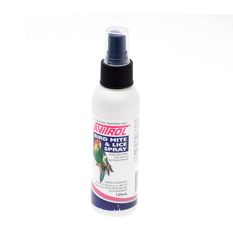 Fidos Avitrol Bird Mice & Lice Spray