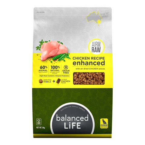Balanced Life Enhanced Chicken Grain Free Dog Food