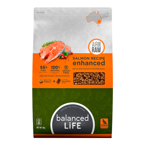 Balanced Life Enhanced Salmon Grain Free Dog Food